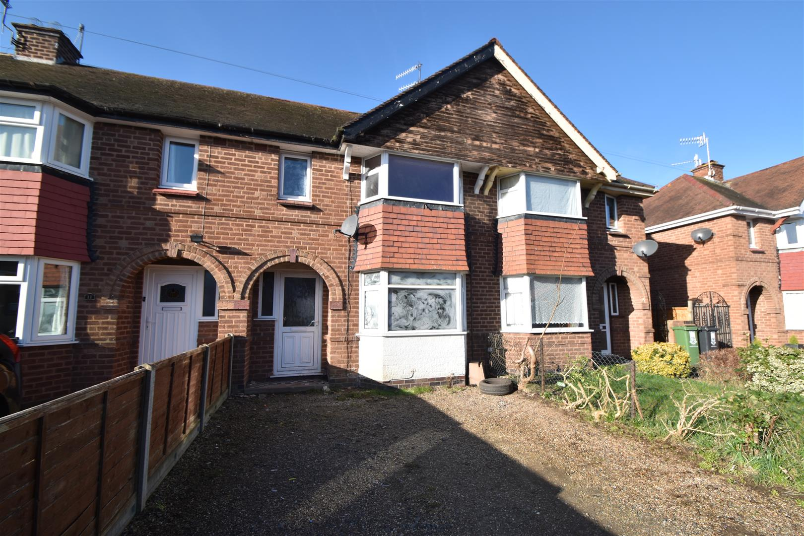 3 Bedrooms Terraced House for sale in Arrowsmith Avenue, Worcester